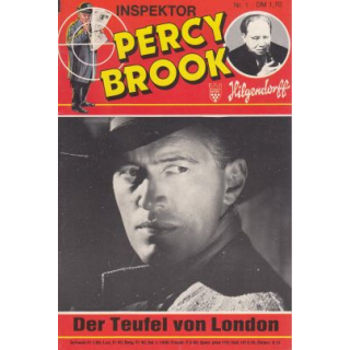 Inspektor Percy Brook