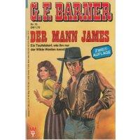 Kelter G.F. Barner 2. Aufl. Nr.: 15 - Barner, G.F.: Der Mann James Z(1)