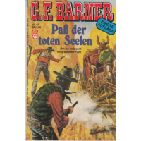Kelter G.F. Barner 2. Aufl. Nr.: 17 - Barner, G.F.: Paß der toten Seelen Z(1)