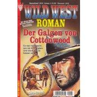 Kelter Wild West Roman Nr.: 37a - Barner, G.F.: Der Galgen von Cottonwood Z(1-2)