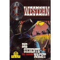 Indra Verlag Indra Western Nr.: 877 - Barring, Geo: Die siebente Nacht Z(1-2)