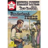 Indra Verlag Western-Express Nr.: 231 - Barring, Geo: Rinderland-Fehde Z(1-2)