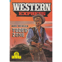 Indra Verlag Western-Express Nr.: 271 - Berger, Axel: Todeszone Z(1-2)