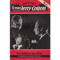 Bastei Jerry Cotton Nr.: 427 - Cotton, Jerry: Sie entführten ihren Killer Z(1-2)
