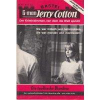 Bastei Jerry Cotton Nr.: 533 - Cotton, Jerry: Die teuflische Blondine Z(1-2)