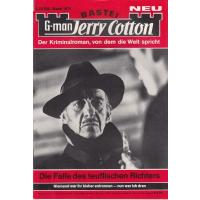 Bastei Jerry Cotton Nr.: 1070 - keine Angabe: Die Falle des teuflischen Richters Z(1-2)