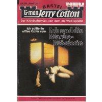 Bastei Jerry Cotton Nr.: 1769 - keine Angabe: Ich und die Macho-Mörderin Z(1-2)