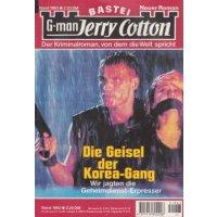 Bastei Jerry Cotton Nr.: 1963 - keine Angabe: Die Geisel der Korea-Gang Z(1-2)