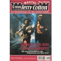 Bastei Jerry Cotton Nr.: 1977 - keine Angabe: Gehetzt von den Touristenjägern Z(1-2)