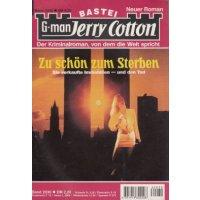 Bastei Jerry Cotton Nr.: 2030 - keine Angabe: Zu schön zum Sterben Z(1-2)