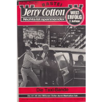 Bastei Jerry Cotton 2. Auflage Nr.: 1031 - keine Angabe: Die Taxi-Bande Z(1-2)
