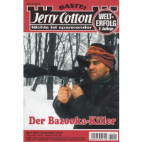 Bastei Jerry Cotton 2. Auflage Nr.: 2515 - keine Angabe: Der Bazooka-Killer Z(1-2)
