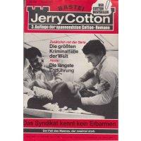 Bastei Jerry Cotton 3. Auflage Nr.: 395 - Cotton, Jerry: Das Syndikat kennt kein Erbarmen Z(1-2)