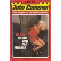 Bastei John Cameron Nr.: 12 - keine Angabe: Hände weg von Miriam! Z(1-2)