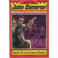 Bastei John Cameron Nr.: 91 - keine Angabe: Kugeln für den braunen Bomber Z(1-2)