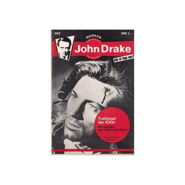 Marken John Drake Nr.: 382 - keine Angabe: Treibjagd der Killer Z(1-2)