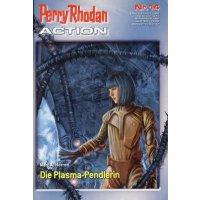Moewig Perry Rhodan Action Nr.: 14 - Herren, Marc A.: Die Plasma-Pendlerin Z(1-2)