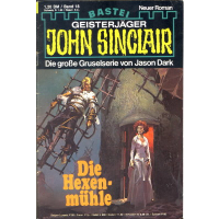 Bastei John Sinclair Nr.: 18 - Dark, Jason: Die Hexenmühle (3. Teil) Z(3)