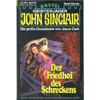Bastei John Sinclair Nr.: 88 - Dark, Jason: Der Friedhof...