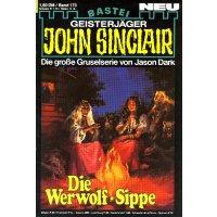 Bastei John Sinclair Nr.: 173 - Dark, Jason: Die...
