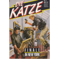 Pabel Die Katze Nr.: 6 - West, Robert: Finale in New York Z(1)