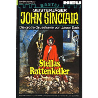 Bastei John Sinclair Nr.: 227 - Dark, Jason: Stellas...