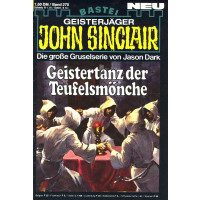 Bastei John Sinclair Nr.: 270 - Dark, Jason: Geistertanz...