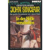 Bastei John Sinclair Nr.: 289 - Dark, Jason: In der Hölle...