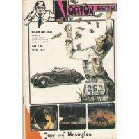 Neuzeit Verlag Action Krimi Norten Nr.: 301 - Norton, John: Jagd auf Hasington Z(1-2)