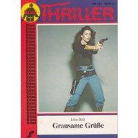 Anne Erber Verlag Thriller Nr.: 4 - Ball, John: Grausame Grüße Z(1-2)