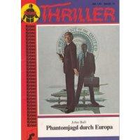 Anne Erber Verlag Thriller Nr.: 12 - Ball, John: Phantomjagd durch Europa Z(1)