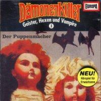 Europa Dämonenkiller Nr.: 3 - Diverse: Der Puppenmacher Z(1)