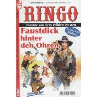 Kelter Ringo Nr.: 20 - Ringo: Faustdick hinter den Ohren Z(1-2)
