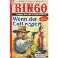 Kelter Ringo Nr.: 43 - Ringo: Wenn der Colt regiert Z(1-2)