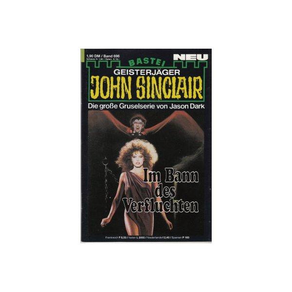 Bastei John Sinclair Nr.: 696 - Dark, Jason: Im Bann des Verfluchten (1. Teil) Z(1-2)
