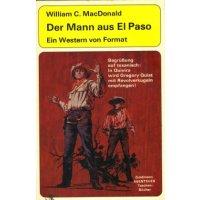 Goldmann Western Nr.: A 22 - MacDonald, William C.: Ein Mann aus El Paso Z(1-2)