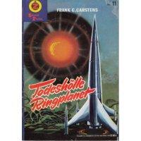 Zauberkreis Science Fiction Nr.: 11 - Carstens, F. C.: Todeshölle Ringplanet Z(1-2)