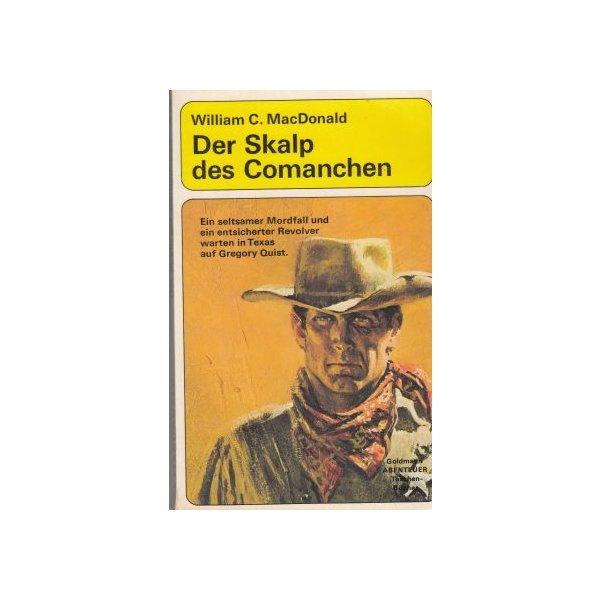 Goldmann Western Nr.: A 14 - MacDonald, William C.: Der Skalp des Comachen Z(2)