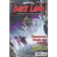 Bastei Dark Land Nr.: 4 - Grimm, Graham: Sinatown - Stadt...