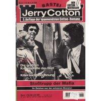 Bastei Jerry Cotton 3. Auflage Nr.: 1192 - Cotton, Jerry: Stoßtrupp der Mafia Z(1-2)