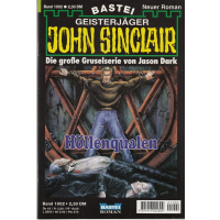 Bastei John Sinclair Nr.: 1002 - Dark, Jason:...