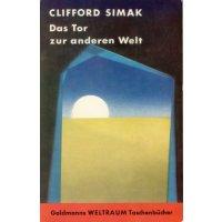 Goldmann SF Nr.: 15 - Simak, Clifford D.: Das Tor zur anderen Welt Z(1-2)