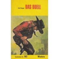 Zauberkreis Western Tb Nr.: 183 - Berger, Axel: Das Duell Z(1-2)