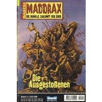 Bastei Maddrax Nr.: 4 - Frost, Brian: Die Ausgestoßenen Z(0-1)