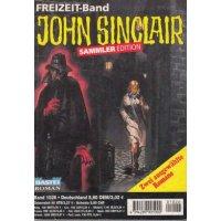 Bastei John Sinclair Freizeit-Band Nr.: 1026 - Dark, Jason: Freiteit-Band mit  SE Nr. 113 und 114 Z(1-2)