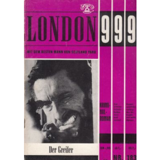 Hessel London 999 Nr.: 183 - King, Kendall: Der Greifer Z(1-2)