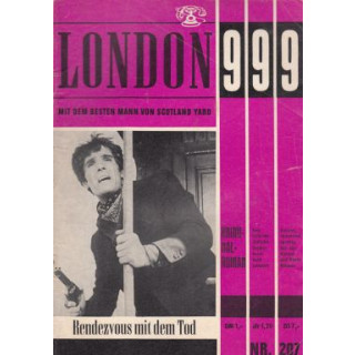 Hessel London 999 Nr.: 207 - King, Kendall: Rendezvous mit dem Tod Z(1-2)