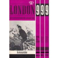 Hessel Verlag London 999 Nr.: 210 - King, Kendall: Kriegsgefahr Z(1-2)