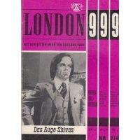 Hessel Verlag London 999 Nr.: 219 - King, Kendall: Das Auge Shivas Z(1-2)
