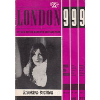 Hessel London 999 Nr.: 227 - Mo, Mister: Brooklyn-Bazillen Z(1-2)